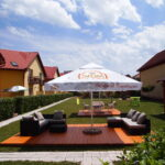 Casa Ardeleneasca Pensiune Timisoara Gradina Interioara